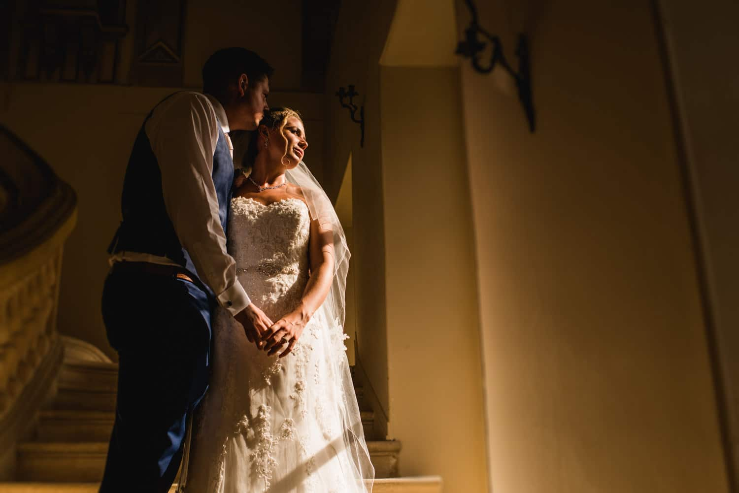 Wedding Photography in France couple portraits