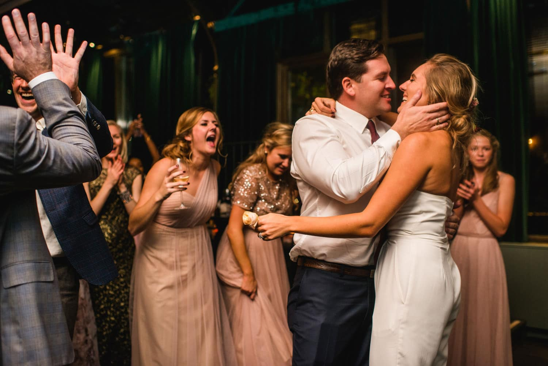 wedding party at Pulitzer Hotel Amsterdam