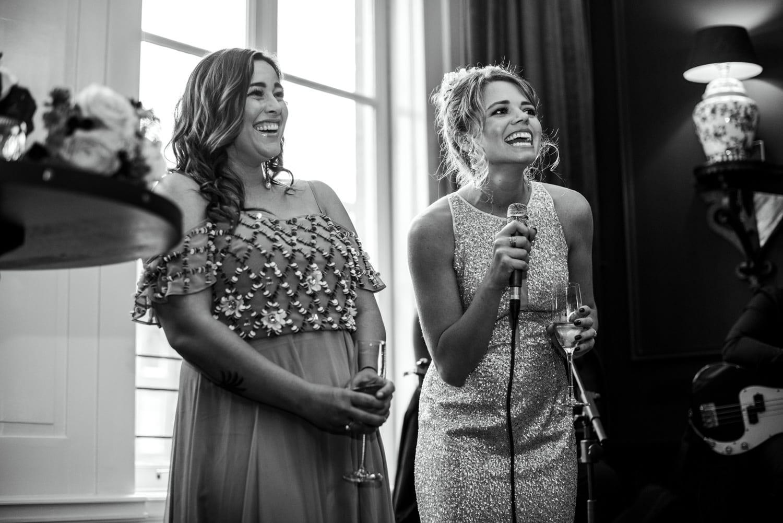 Pulitzer Hotel Amsterdam wedding reception speeches