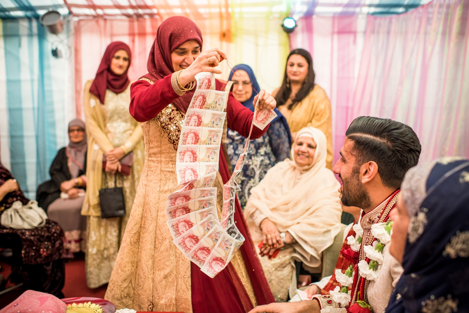 muslim wedding preparations and rituals