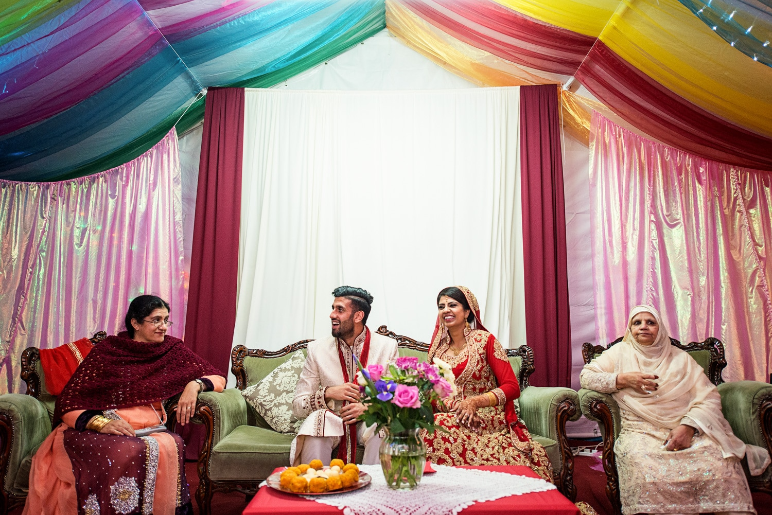 muslim wedding photography woking