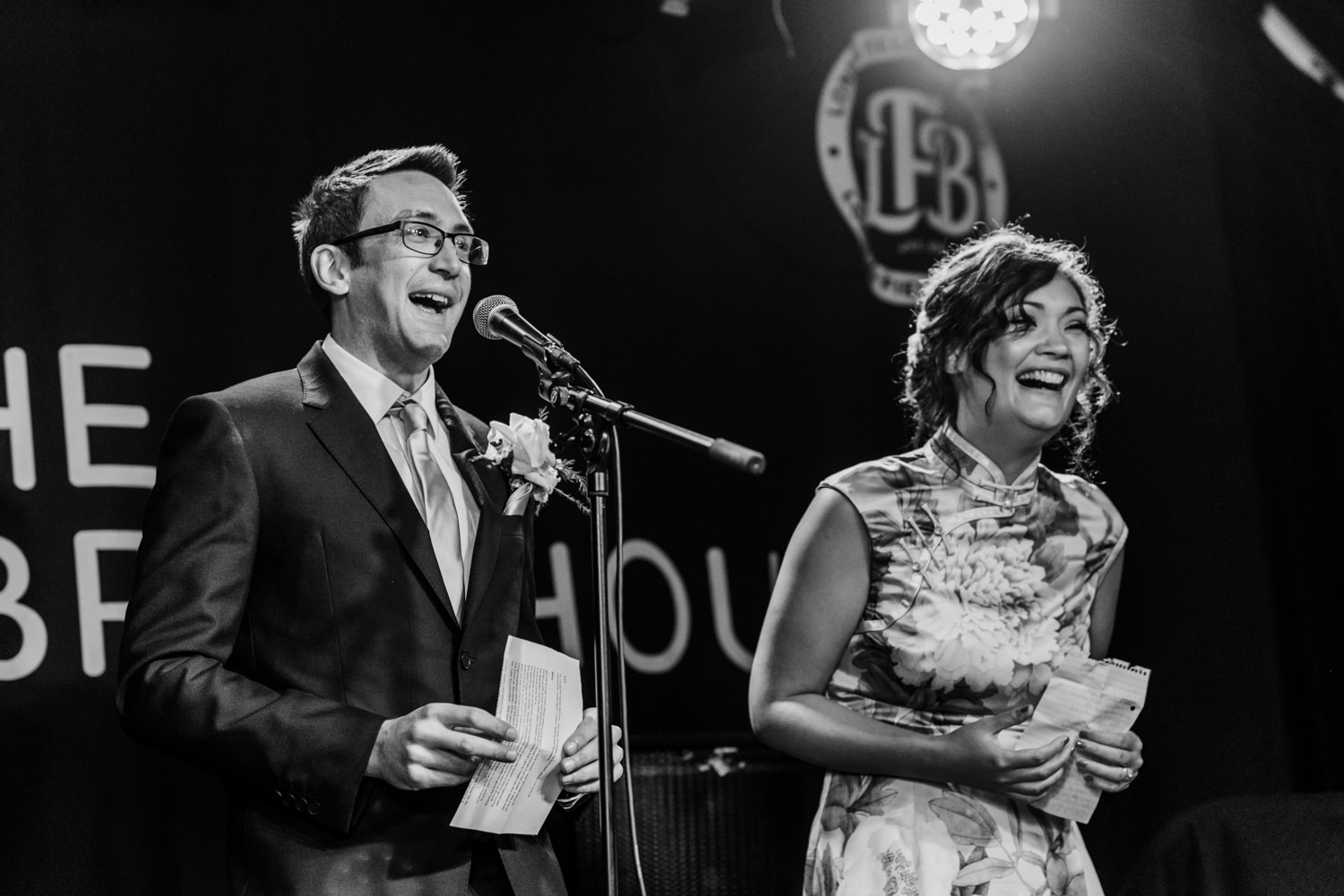 London Fields Brewery Wedding Photography
