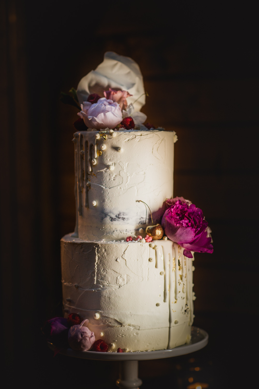 Wedding Cake by Butter Beautiful