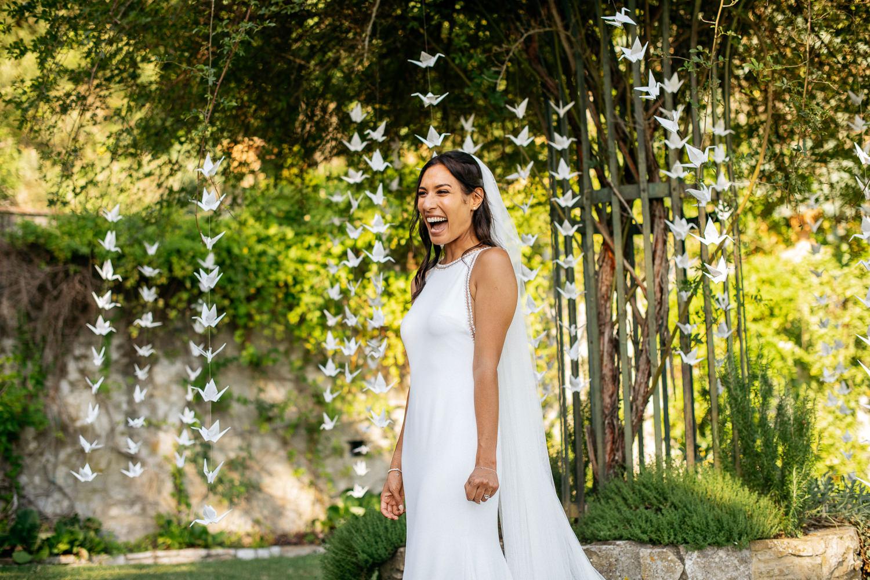 Villa Montefiano Italy Wedding