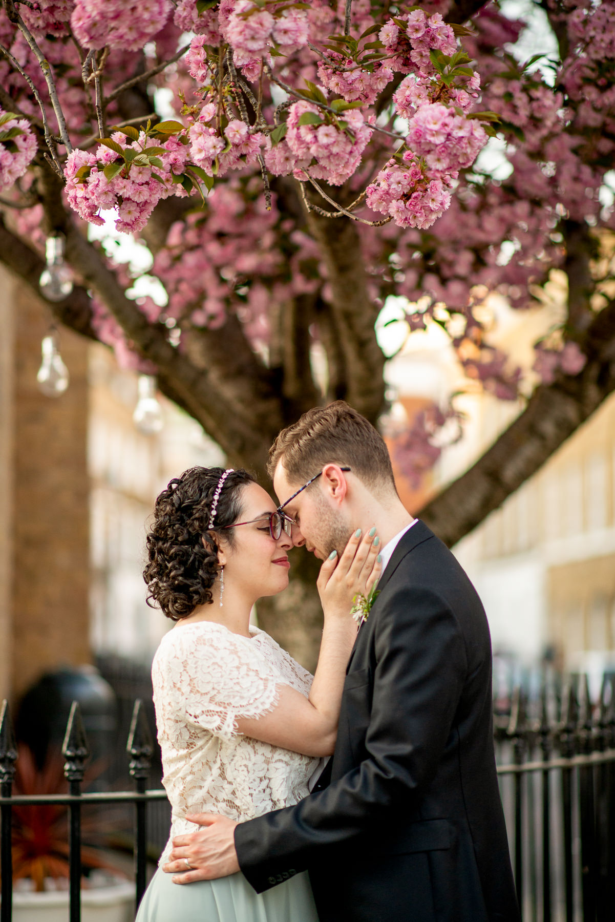 The Green Clerkenwell Pub wedding
