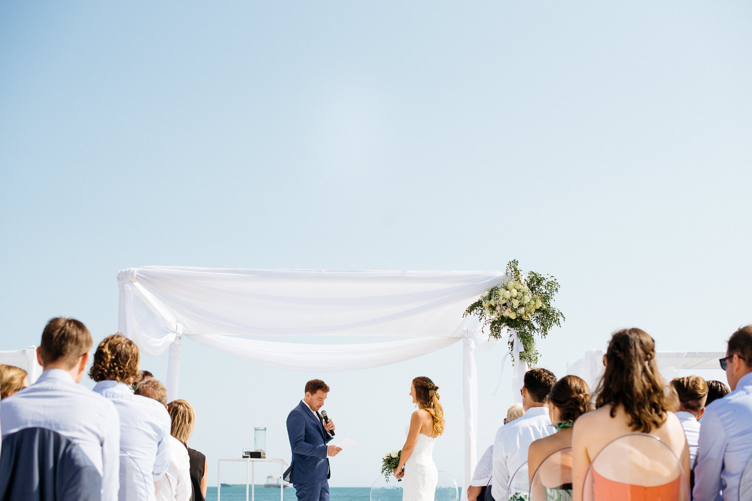 wedding at Coconuts Cascais