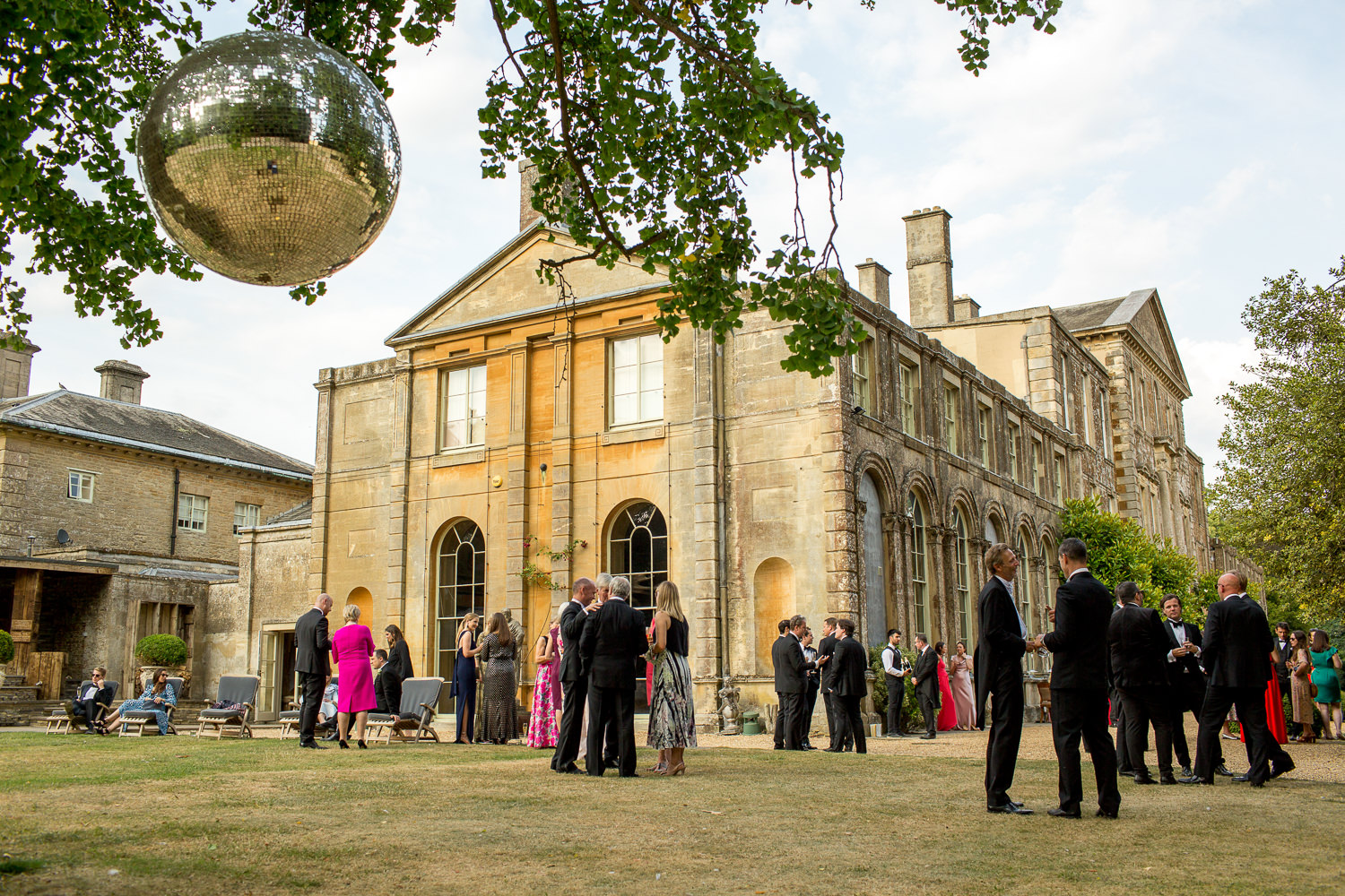 Aynhoe Park Wedding Venue