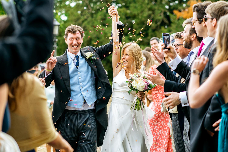 Cotswolds Field of Dreams wedding