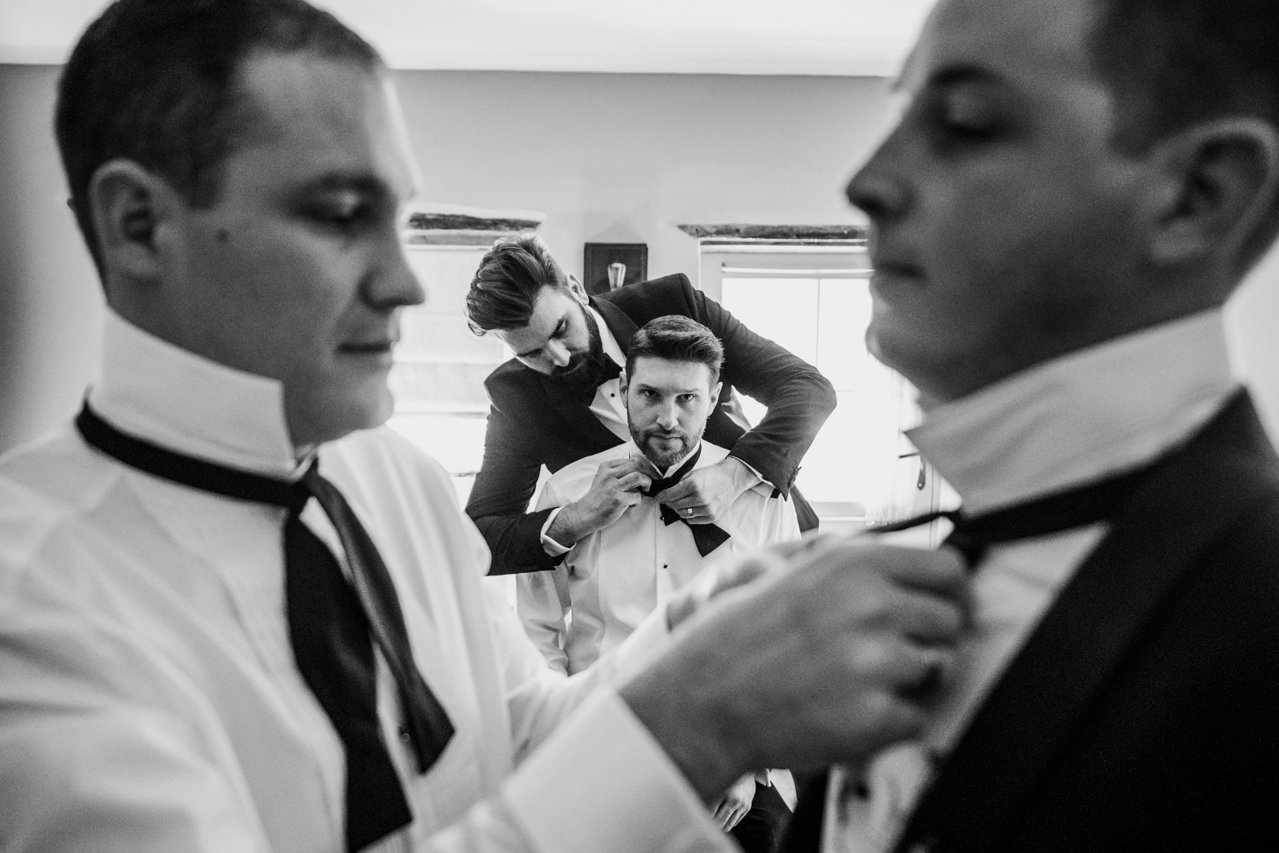 groom preparations cotswolds