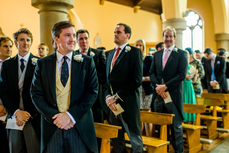 Our Lady & St Edmund Of Abingdon R C Church Wedding