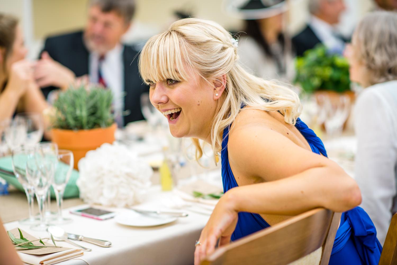 Wedding Breakfast at Blenheim Palace