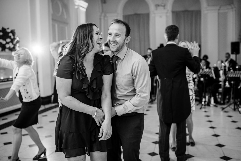 dance floor at Blenheim Palace