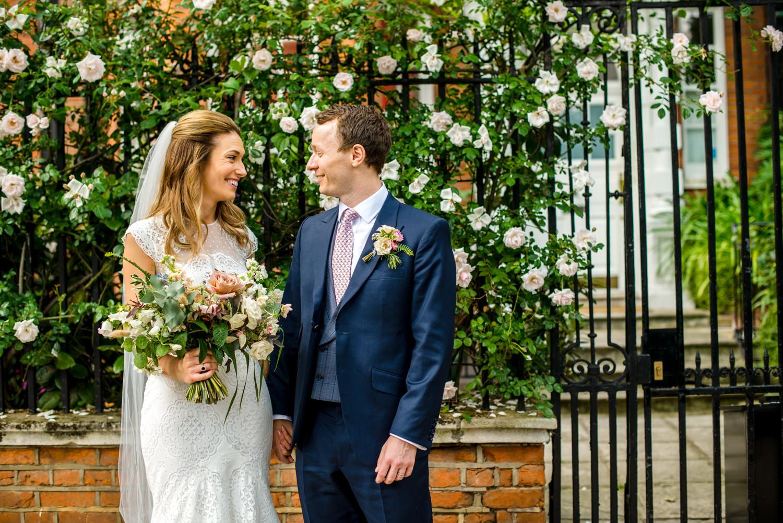 Wedding portraits Chelsea