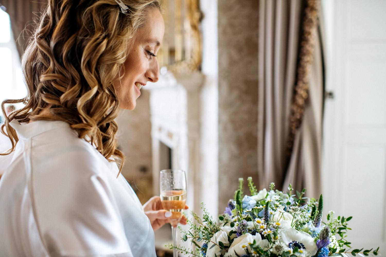 Cowdray House Bridal Preparations