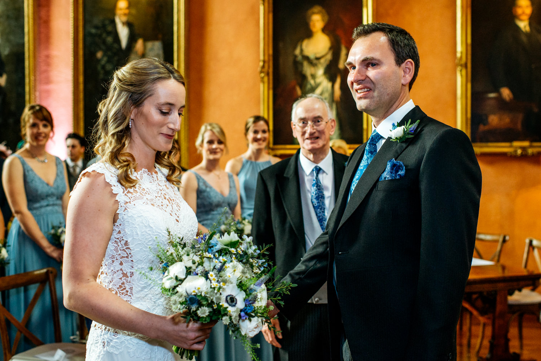 Cowdray House Wedding ceremony