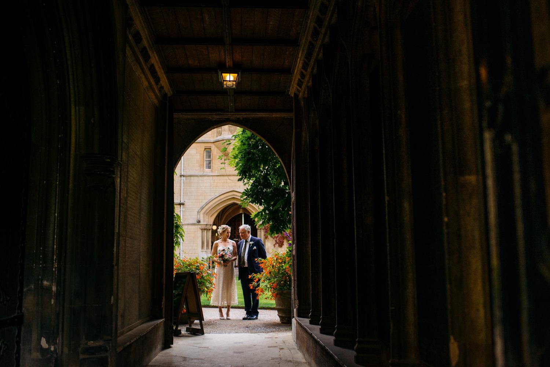 Balliol College Oxford Wedding
