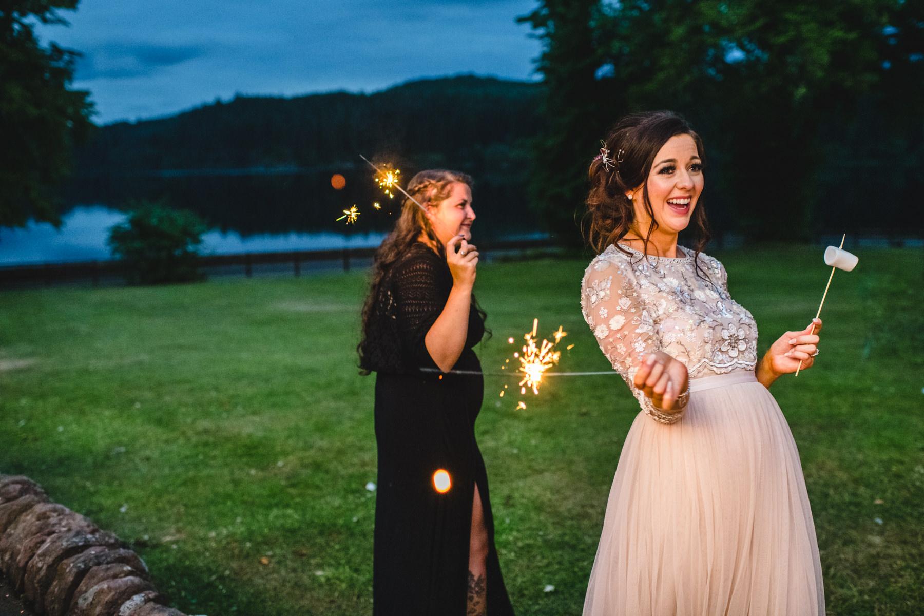 Altskeith Country House Scotland Wedding