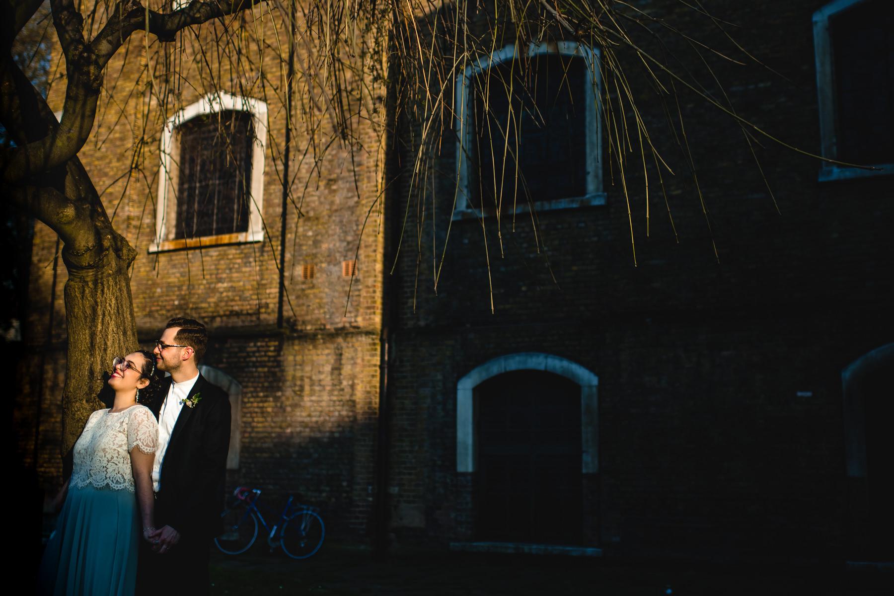 The Green, Clerkenwell pub wedding