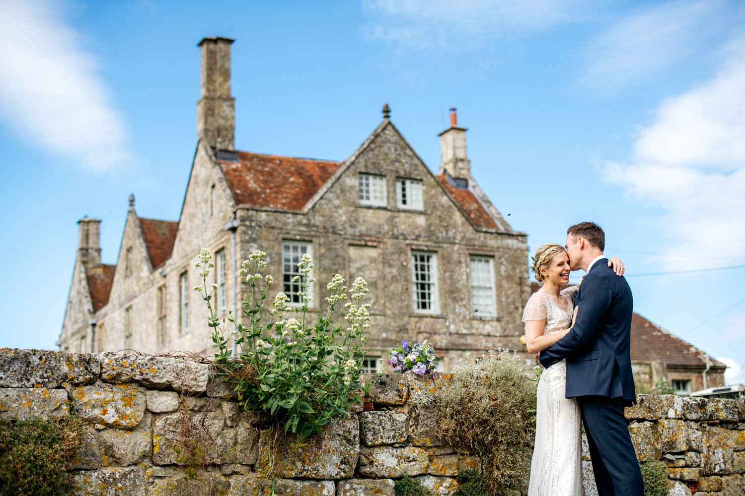 wedding portraits at Hatch House
