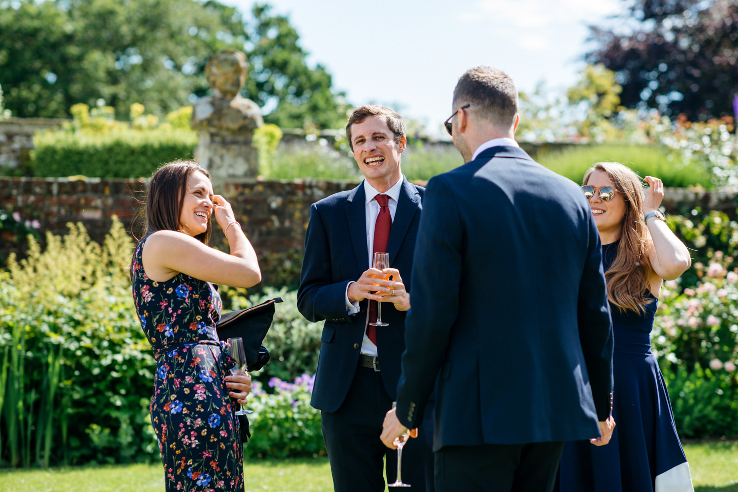 reception at Hatch House